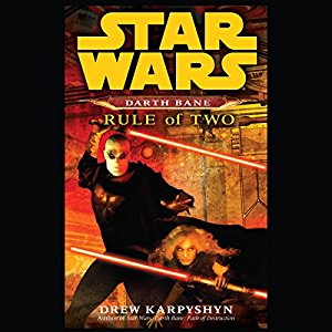 star wars darth bane audiobook trilogy
